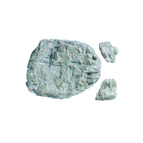 "WC1235 Laced Face Rocks Rock Mould (5""x7"")"