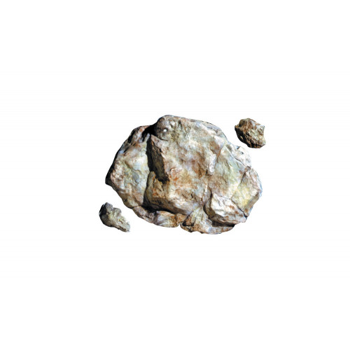"WC1238 Weathered Rocks Rock Mould (5""x7"")"