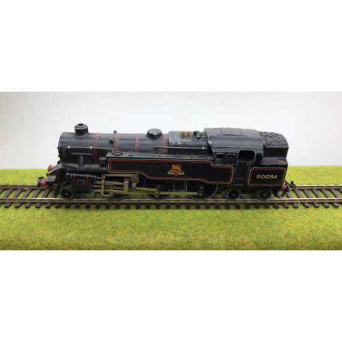 Hornby Dublo 3-Rail BR Standard Class 4 2-6-4T Steam Locomotive No.80054 in BR Lined Black