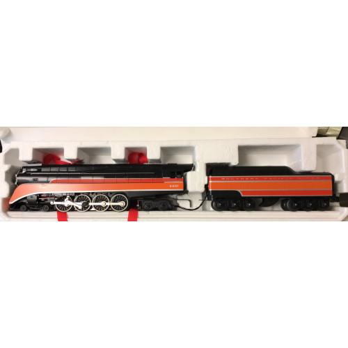 Lionel 6-18007 GS-2 Daylight 4-8-4 Southern Pacific Steam Locomotive & Tender