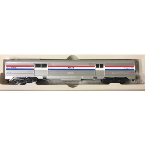 HO Scale Amtrak73' Budd Baggage Car No.1167