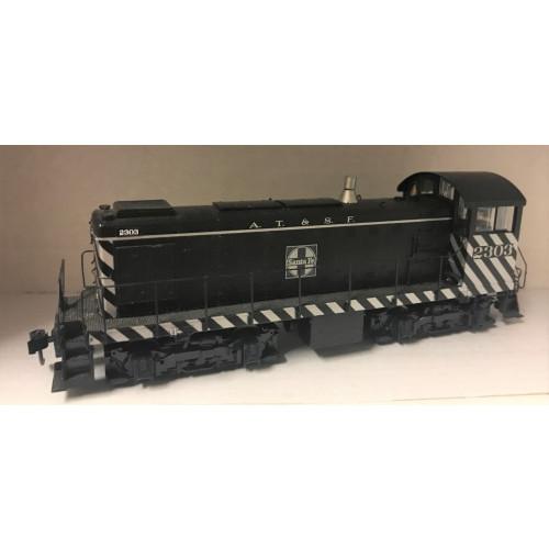 HO Scale American Shunting Locomotive No.2303 in Black