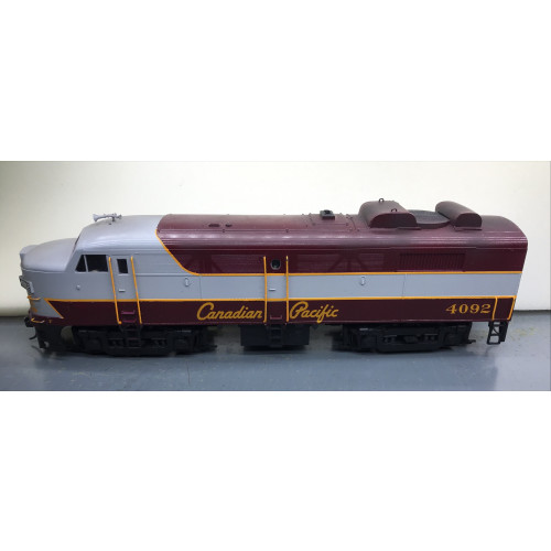 Weaver FA2 Diesel Locomotive in Canadian Pacific Railway Livery