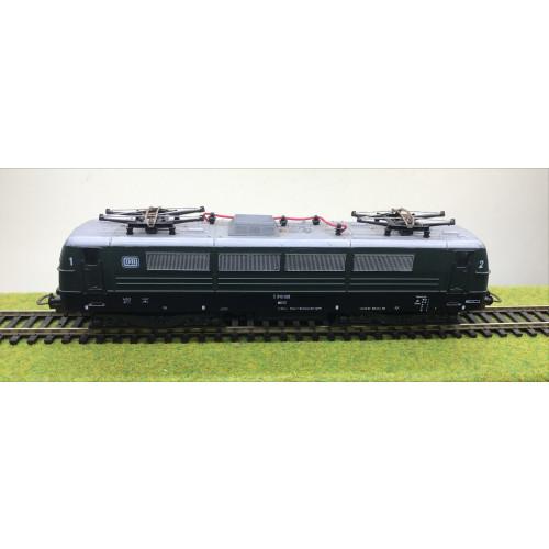 Lima L16525 HO Scale DRG Class E91 Electric Locomotive No.E310 001 in DB Railways Green Livery