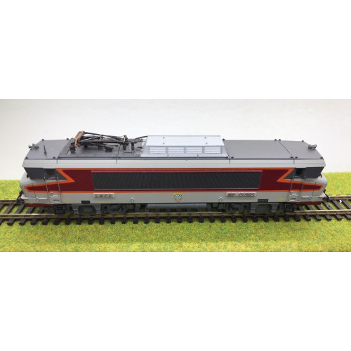 Roco 04166A HO Scale French SNCF BB15000 Electric Locomotive No.BB15065