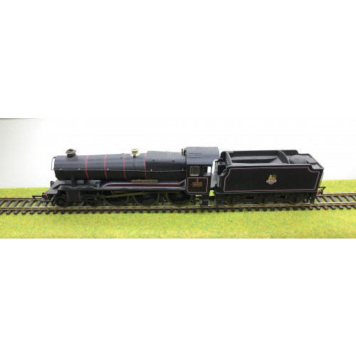 Hornby R2174 County Class Steam Locomotive No.1022 County of Northampton in BR Black with Early Emblem