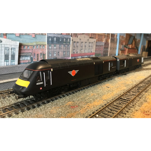 Hornby R2705 Great Central Trains Class 43 HST Power Set & 4 Coaches