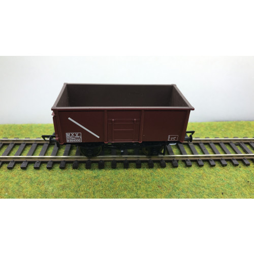 Bachmann 37-252D 16 Ton Steel Mineral Wagon No.B564000 in Late BR Bauxite