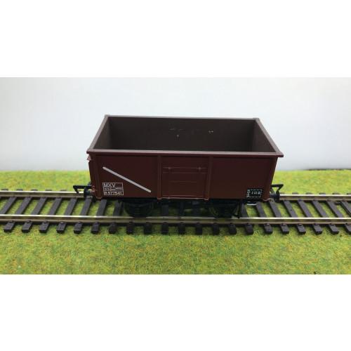 Bachmann 37-252E 16 Ton Steel Mineral Wagon No.B577541 in BR Bauxite