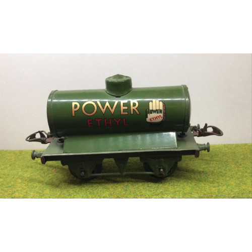 Hornby Power Ethyl Tank Wagon in Green Livery