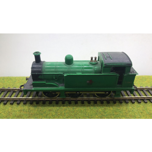 Hornby Dublo 2-Rail 0-6-0 Tank Locomotive No.31340 in Green