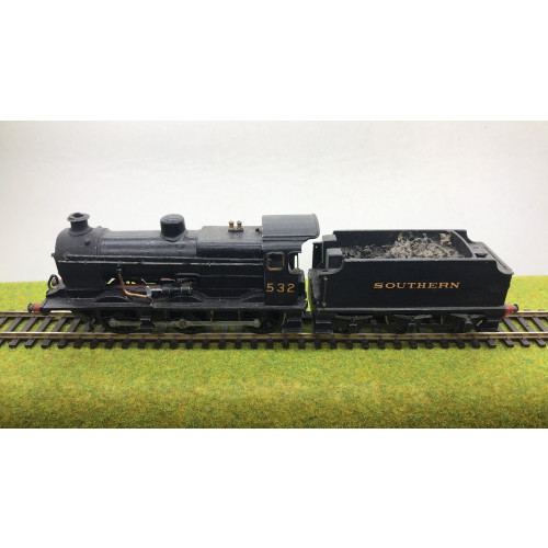 Kit Built Southern Railway Q Class Steam Locomotive No.532 in Black