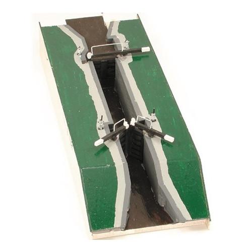 Craftline Models CAK2 00 Gauge Canal Lock Gates