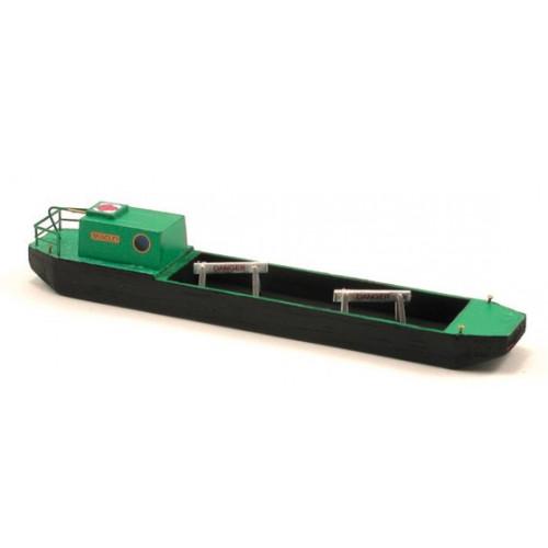Craftline Models CMB42 00 Gauge Canal Maintenance Narrow Boat x 168mm