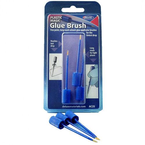 DLAC-25 Deluxe Materials Plastic Magic Glue Brush