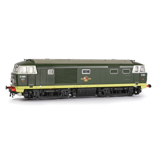 E84001 Class 35 Hymek Diesel Locomotive No.D7005 in BR Two-Tone Green