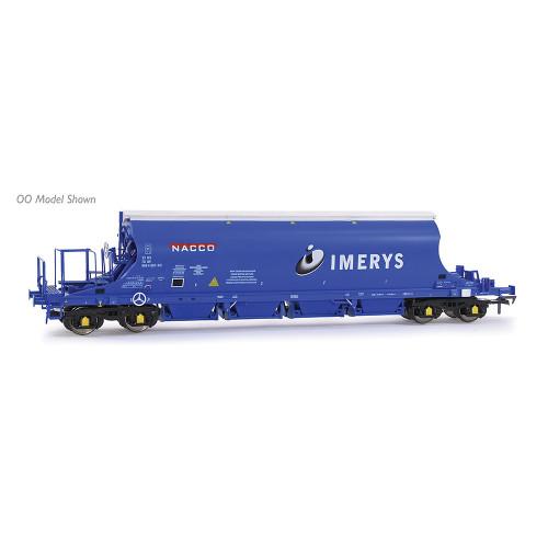 E87500 JIA Nacco Wagon No.33-70-0894-007-0 in Imerys Blue Livery