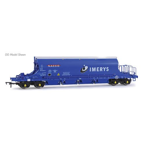 E87501 JIA Nacco Wagon No.33-70-0894-008-8 in Imerys Blue Livery