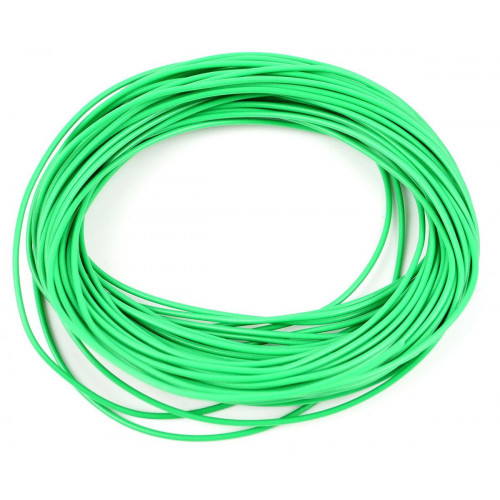 GM11GN 2amp 7 Strand Green Electrical Wire x 10m