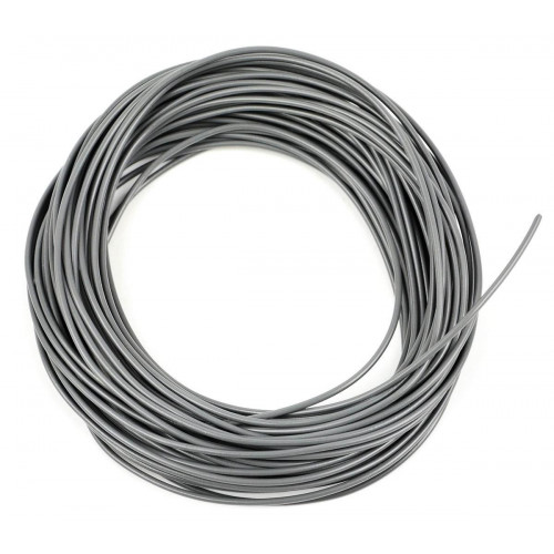 GM11GR 2amp 7 Strand Grey Electrical Wire x 10m