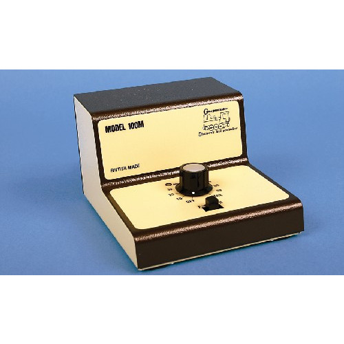 GMC-100MO Single Track Cased Controller for O Scale