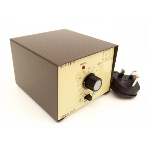 GMC-10LGB Single Track Cased Controller for G Scale