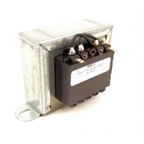 GMC-T2 Open Transformer (Output 1 x 18v AC~ @ 2.5a)