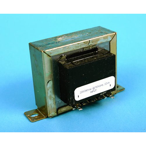 GMC-T4 Open Transformer - Output 2 x 12v AC~ @ 1A