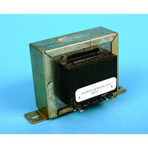 GMC-T4 Open Transformer - Output 2 x 12v AC~ @ 1A