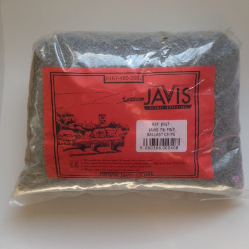 JFG7 7lb Bag of Fine Granite Chippings - Grey