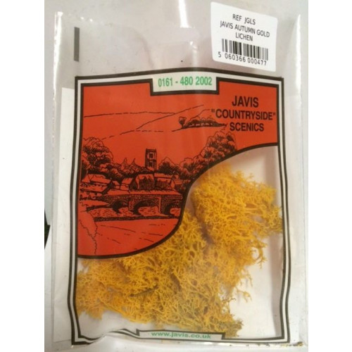Javis Bag of Gold LichenJavis Bag of Gold Lichen
