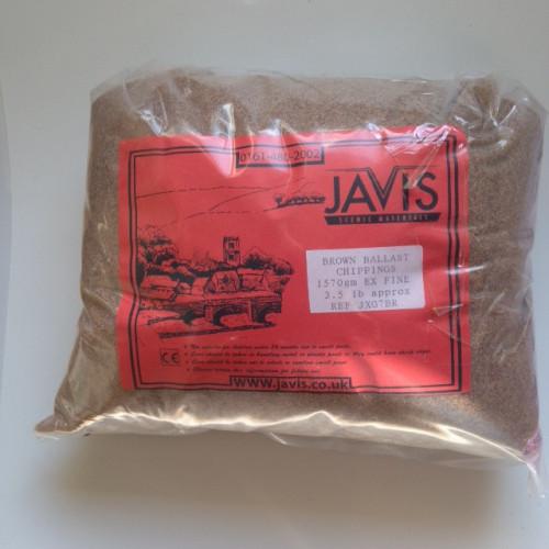 JXG7BR Javis 7lb Extra Fine Brown Ballast
