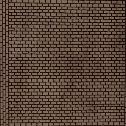 M0051 Metcalfe 00 Gauge Cobblestone Sheets