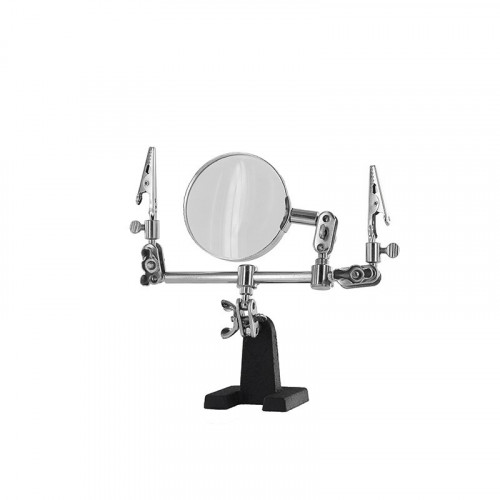 MM001 ModelMaker Helping Hands & Magnifier