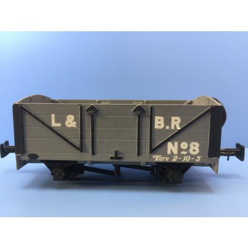 N7W01 Early 4 Ton Open Wagon for the Lynton & Barnstaple Railway