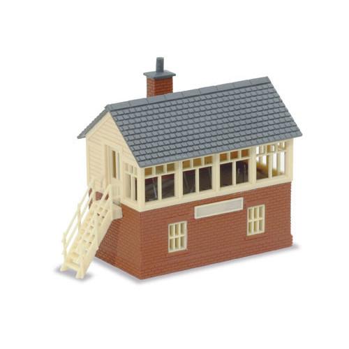 Signal Box, brick built type
