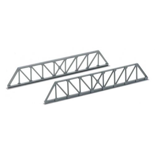 Truss Girder Bridge Sides, 143mm (5?in) long