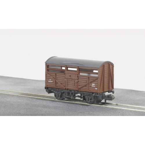 NR-45BC Cattle Truck No.B892109 in BR Brown