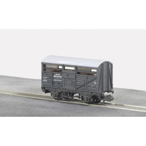 NR-46A Ale Wagon No.38622 in GW Grey