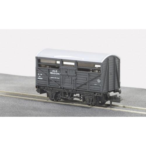 NR-46B Ale Wagon No.38659 in GW Grey