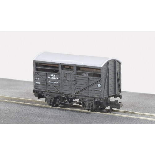 NR-46C Ale Wagon No.186461 in GW Grey