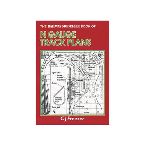 Railway Modeller Book of N Gauge Track Plans