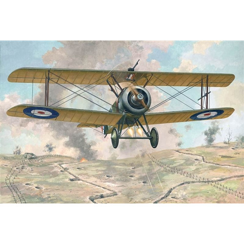 Roden PKROD052 1:72 Scale Sopwith T.F.1 Camel Trench Fighter Aircraft