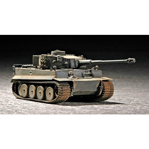 Trumpeter PKTM07242 1:72 Scale Tiger I Tank Early