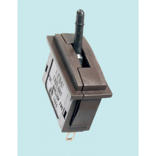 PL-26B Passing Contact Switch, Black Lever