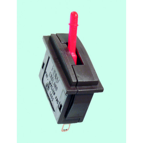 PL-26R Passing Contact Switch, Red Lever