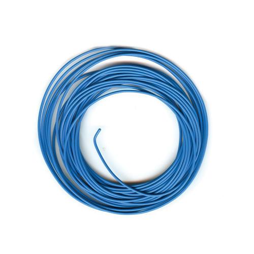 PL-38B 3amp 16 Strand Blue Electrical Wire x 7m