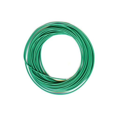 PL-38G 3amp 16 Strand Green Electrical Wire x 7m