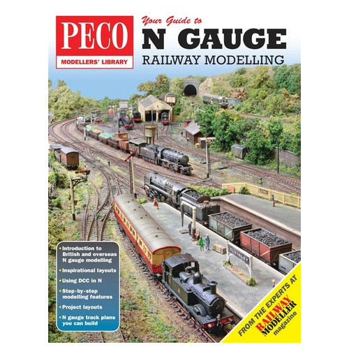 PM-204 Your Guide to N Gauge Railway Modelling