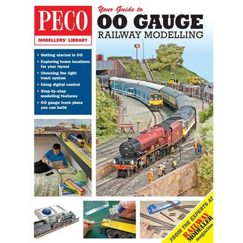 PM-206 Your Guide to 00 Railway Modelling